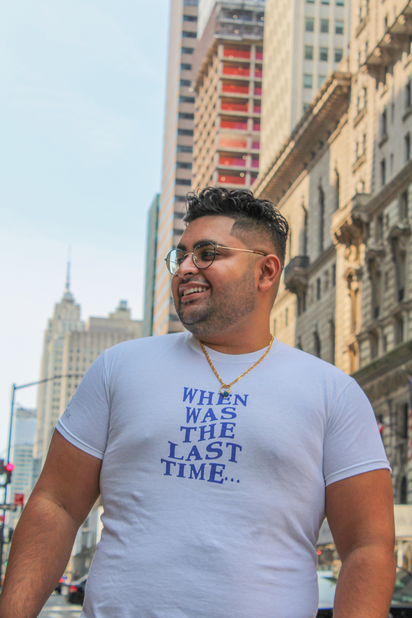 When Was the Last Time Unisex Tee